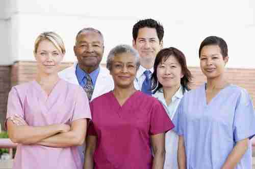 healthcare staffing agencies